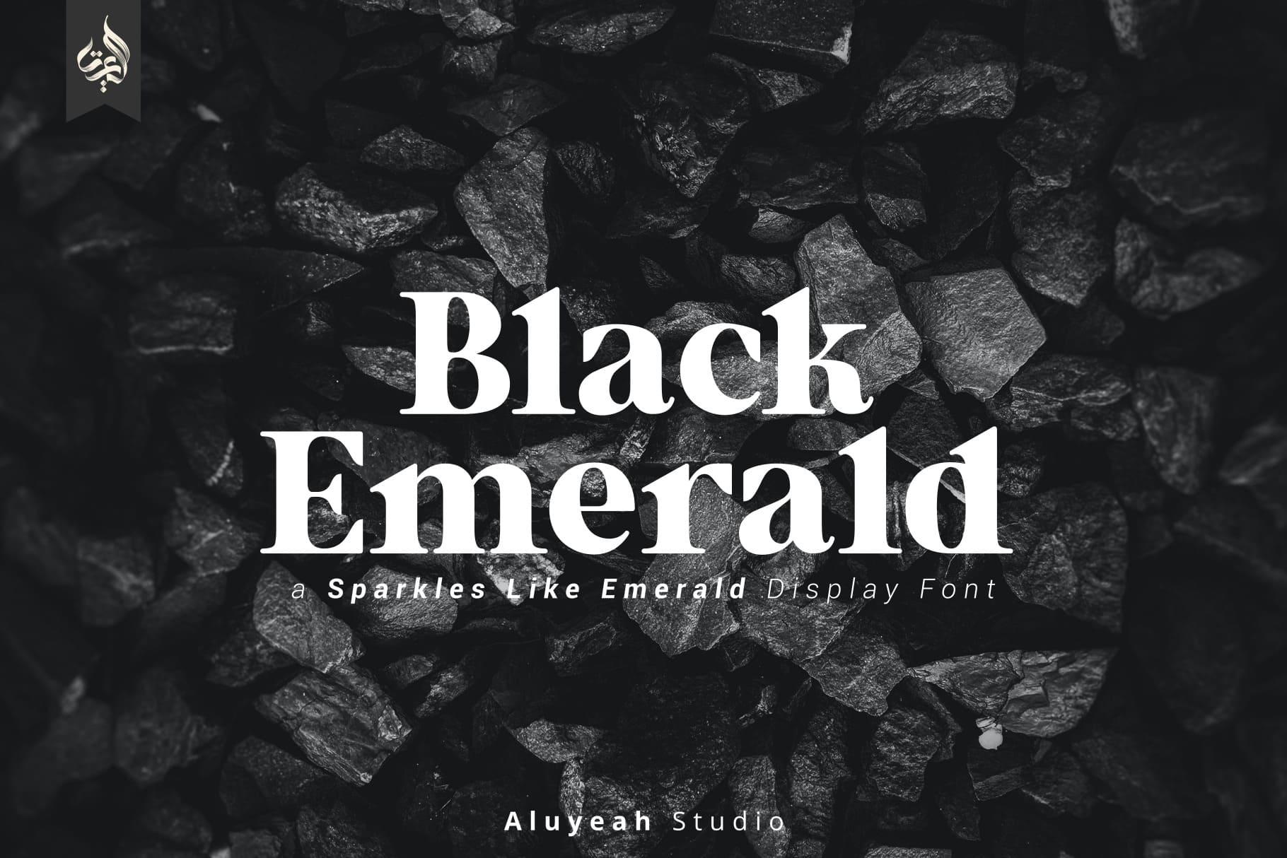 Black Emerald
