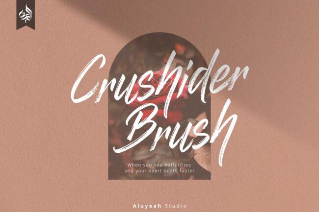 Crushider Brush